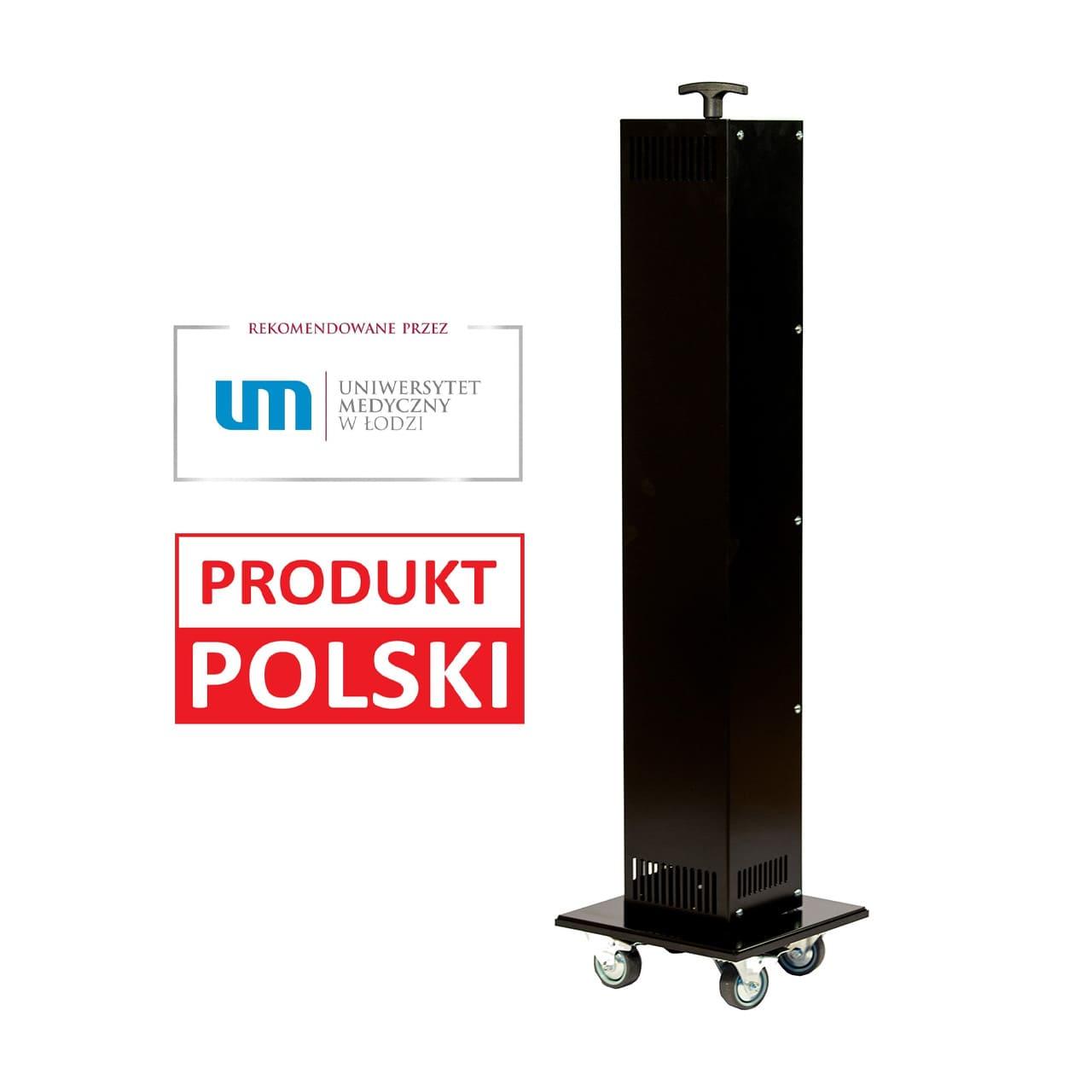 Lampa UV-C wirusobójcza BW95 – Produkt Polski